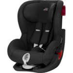 Черный, Автокресло Britax-Romer KING II Black Series Cosmos Black