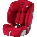 Красный, Автокрeсло Britax-Romer Evolva 123 SL SICT Fire Red
