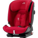Красный, Автокресло Britax-Romer Advansafix IV R Fire Red