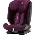 Бордовый, Автокресло Britax-Romer Advansafix IV M Burgundy Red