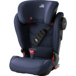 Синий, Автокрeсло Britax-Romer KidFix III S Moonlight Blue